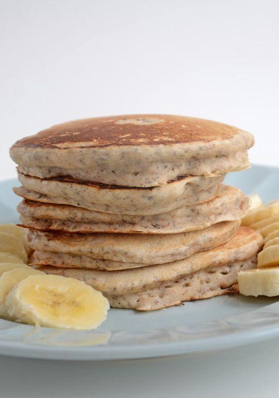 Banana & ChiaPancakes