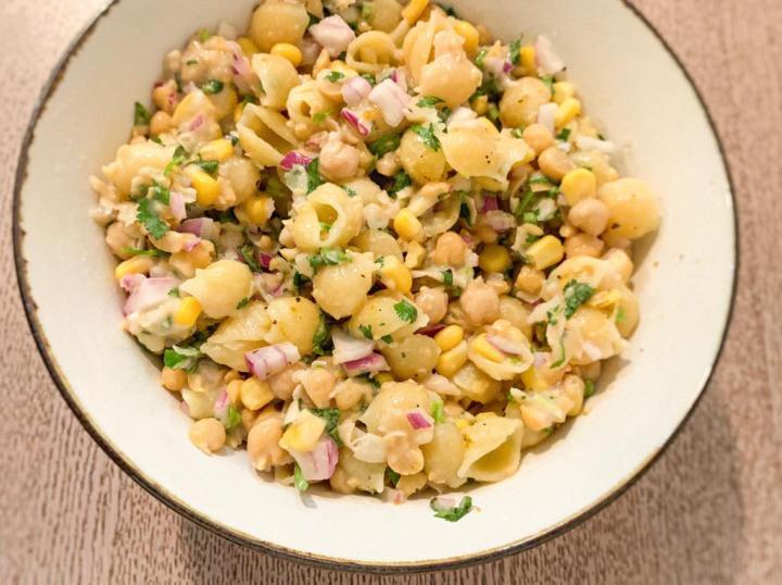 ¨Vegan Tuna¨ para una ensalada deCaracolitos