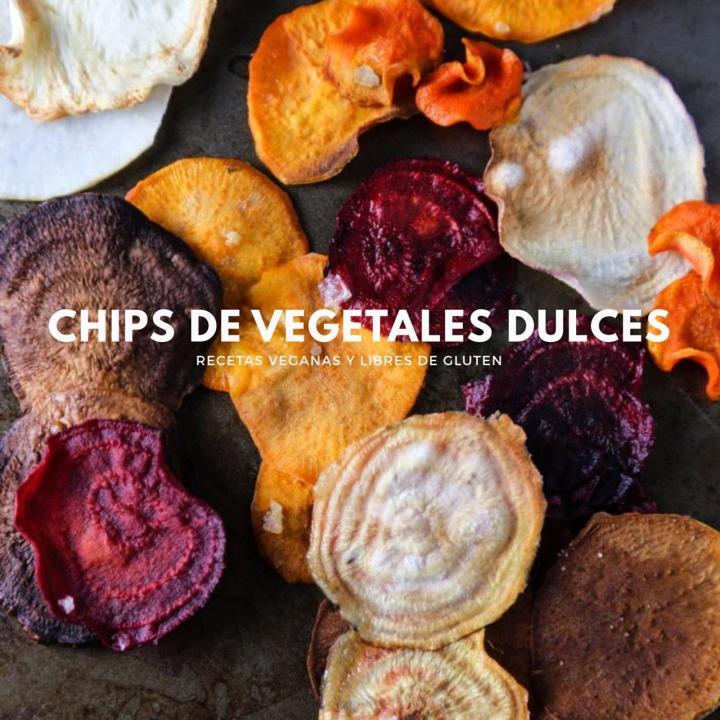 Chips dulces parameriendas