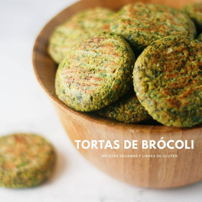 Tortas de Brócoli &Quinoa