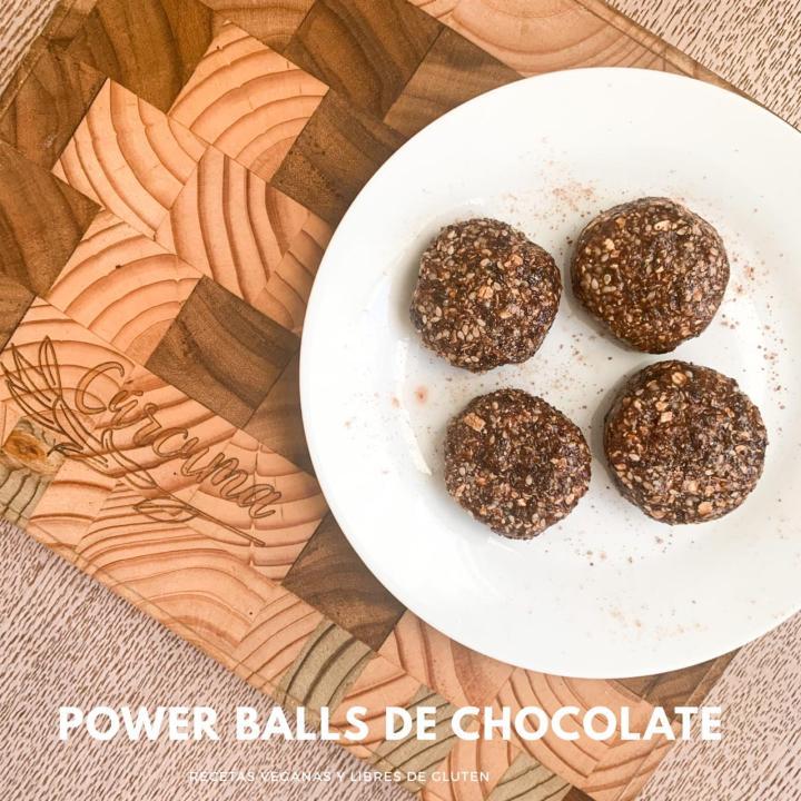 Power Balls deChocolate