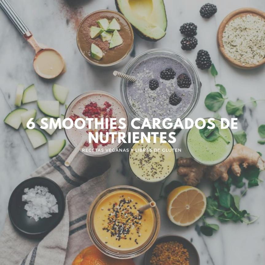 Smoothies Cargados de Nutrientes