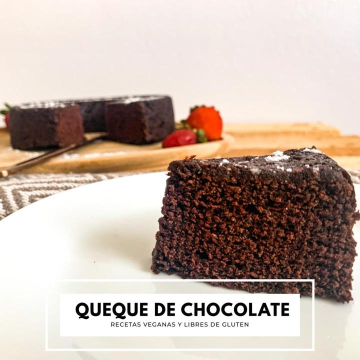 Queque De Chocolate (GF & V)
